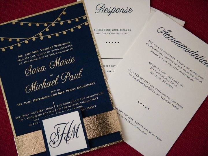 Tmx 1459902624861 1260471936664746135254873903133008077175o Kendall Park wedding invitation
