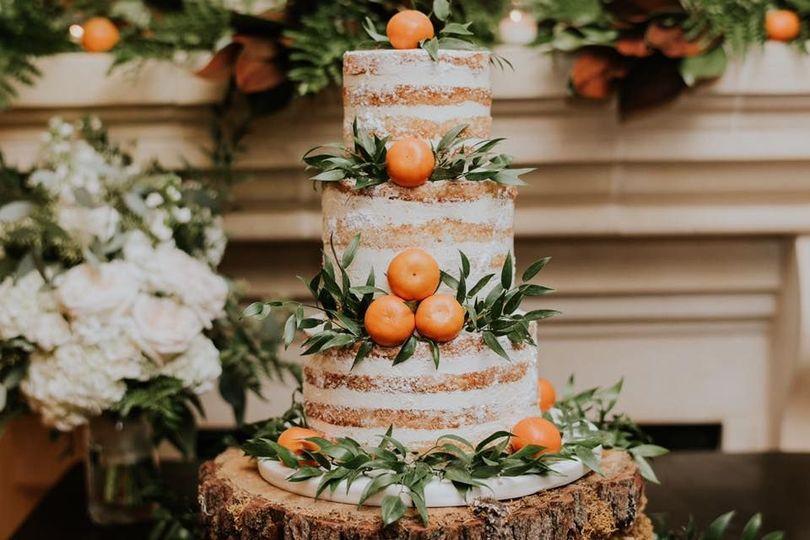 c11ddee60932b19c Naked Citrus Cake