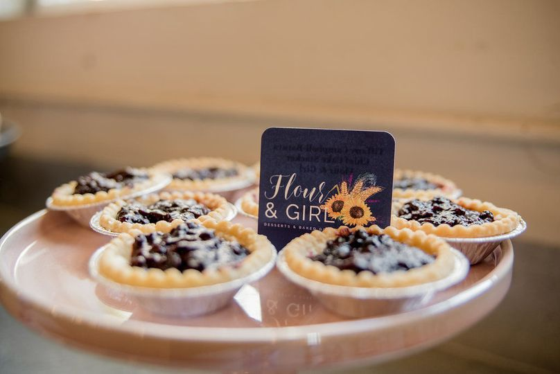 Marion berry pies | Photo credit: Jeff & Rebecca Photography