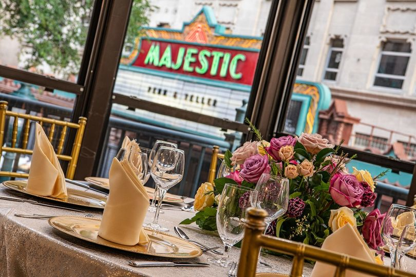 Gunter Terrace Dining