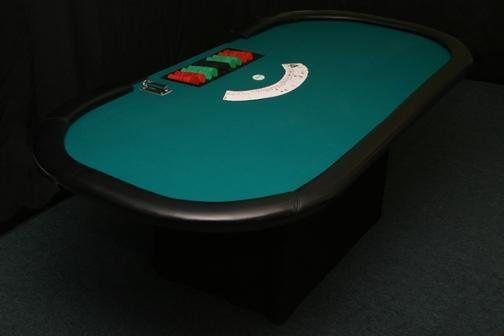 PokerTabel Armrest