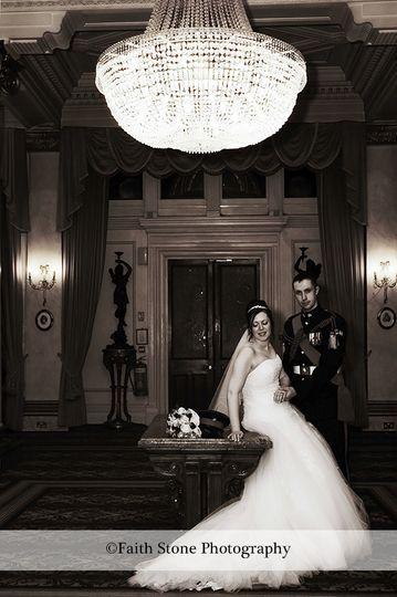 Essex wedding at Downs Hall.