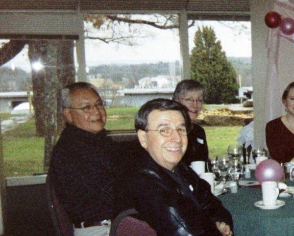 40th Anniversary Party on Lake Texoma