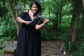 Electric Violin Lady