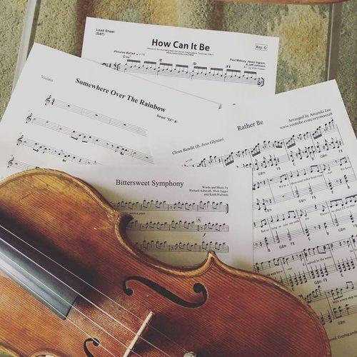 Tmx Violin Sheet Music 51 683842 160832008735735 Allen, TX wedding ceremonymusic