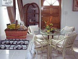 Tropical  Garden  Suite  Kitchen.