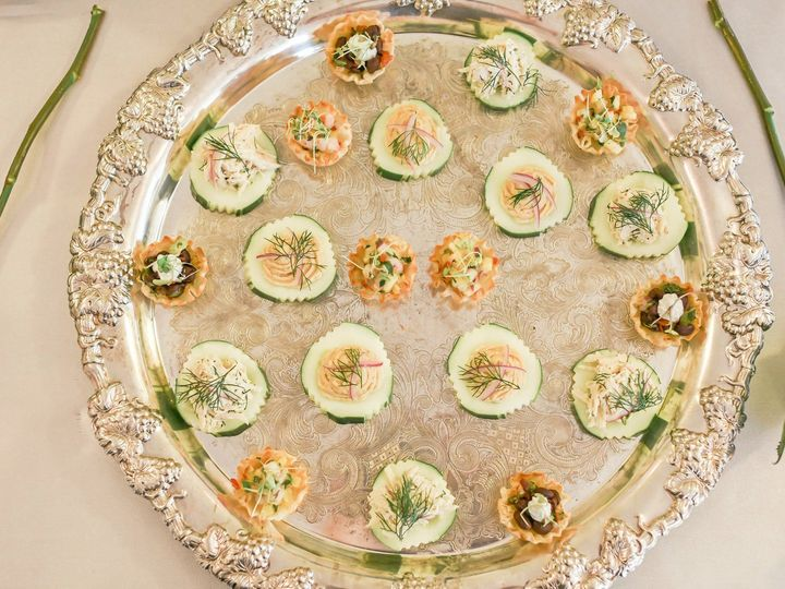 Tmx 1504296041191 Hors2 Raleigh, NC wedding catering