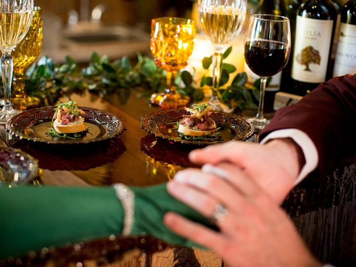 Tmx 1508427553805 Up Close And Personal Raleigh, NC wedding catering