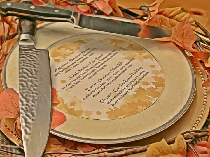 Tmx 1510192422729 Knives2 Raleigh, NC wedding catering