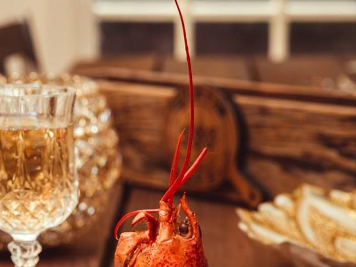 Tmx 1536759169 Be6e35b6470fdb9c 1536759168 54e7174e73696e01 1536759169911 3 Lobster Raleigh, NC wedding catering