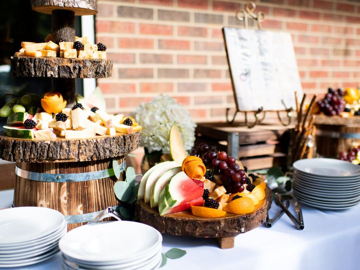 Tmx Gorgeous Fruit 51 984842 160104111055619 Raleigh, NC wedding catering