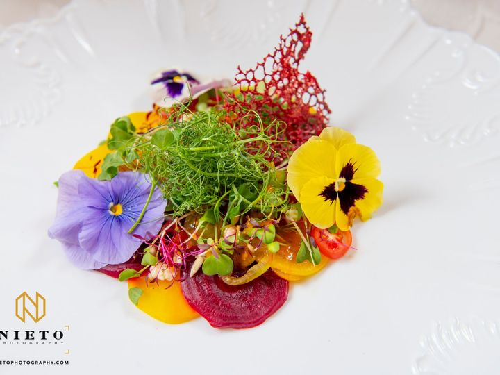 Tmx Heirloom Tomato Beet Salad 51 984842 Raleigh, NC wedding catering