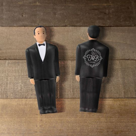 Squeeze the most out of your Big Day with groom stress balls!