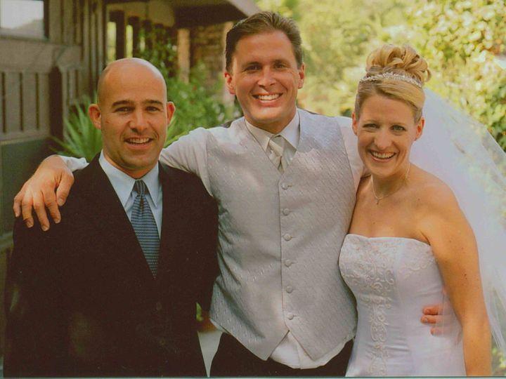 Tmx 1437018632419 Mewithdavemeg1 San Francisco wedding officiant