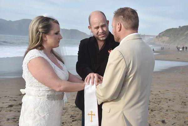 Tmx 1482400679486 Cassie16 San Francisco wedding officiant