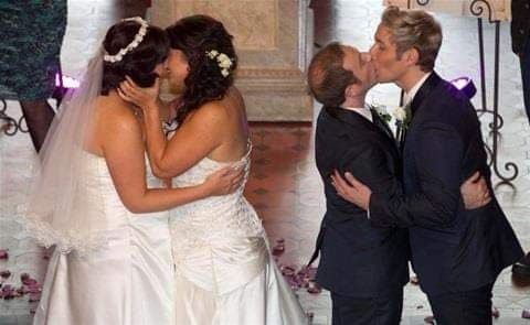 Marriage equality ceremonies