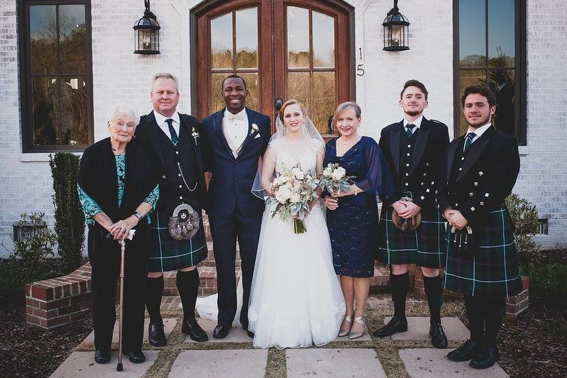 c d wedding hair 8
