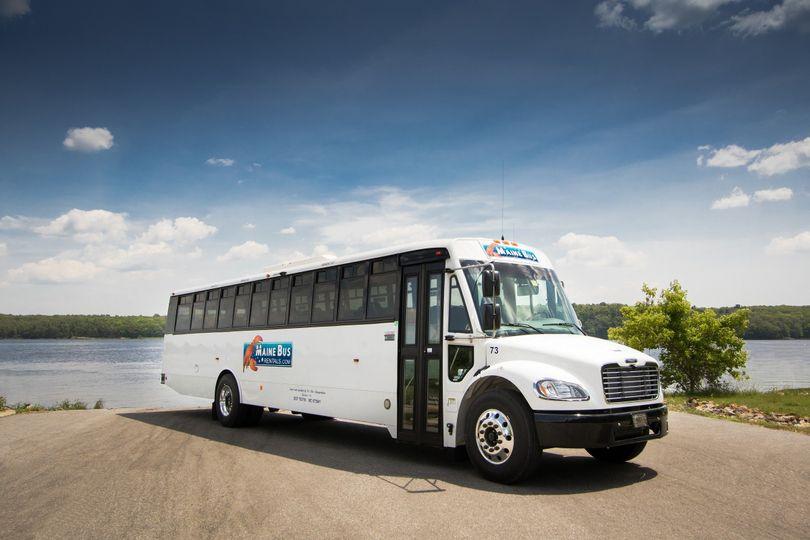 passenger charter bus 1