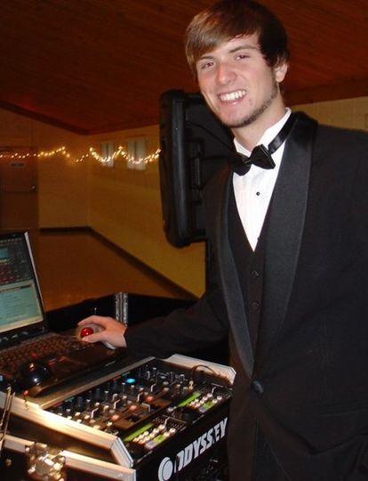 DJ / Entertainment Coordinator, Alex Chouinard