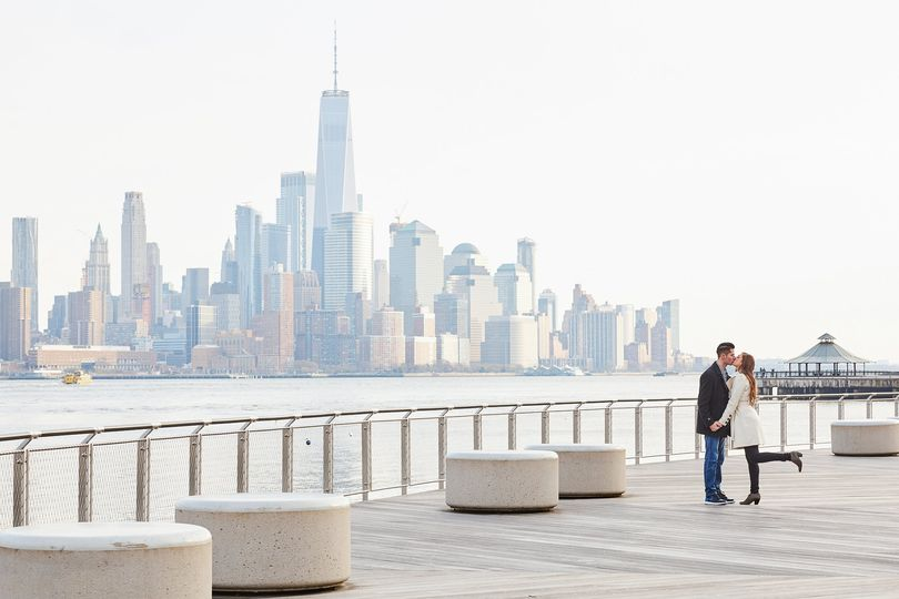 bianca and dan engagement photoshoot at hoboken waterfront walkway artem kemenyash photographer in new york 45 51 969842 v1