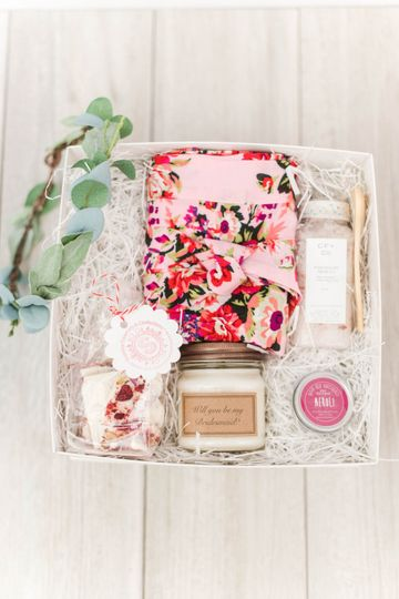 This bridesmaid gift will show your girls how much you care. Looking for a great engagement or...