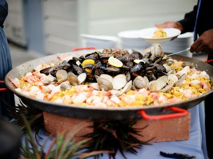 Tmx 1537552400 D0126fba6e0ded1a 1537552399 96f491774b20f488 1537552397294 10 Paella West Mystic, CT wedding catering