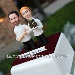wedding cake topper 250