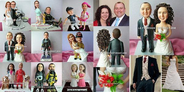 Tmx 1223738382914 Personalized Cake Toppers Lynne San Jose wedding cake