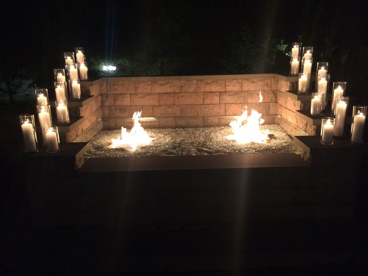 Tmx 1494639757926 The Wilshire Caterers 2017 Fire Pit West Orange, NJ wedding venue