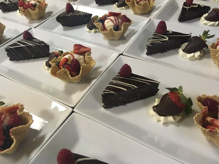 Tmx Wilshire Caterers Dessert 51 2942 West Orange, NJ wedding venue