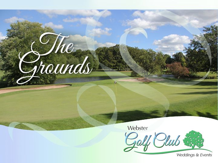 webster golf the grounds title slide