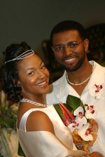 Reggie and Erica Smith