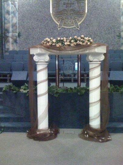 Ceremony Decor'