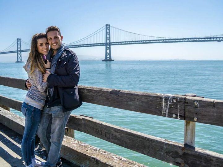 Tmx 1525997609 012fd115c07bd92a 1525997608 1191c6d9ebda3332 1525997606124 6 Stefano Bay Bridge San Francisco wedding travel