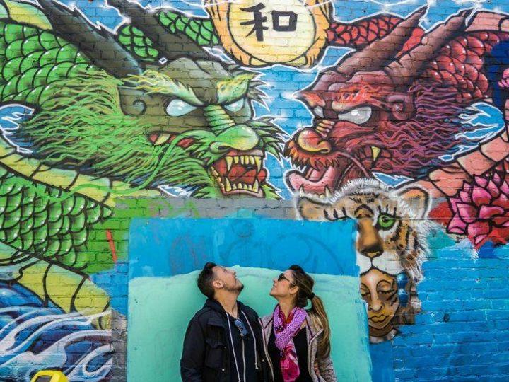 Tmx 1525997609 C76b79309e6b18d9 1525997608 6917592f31227ed1 1525997606122 4 Dragon Mural San Francisco wedding travel