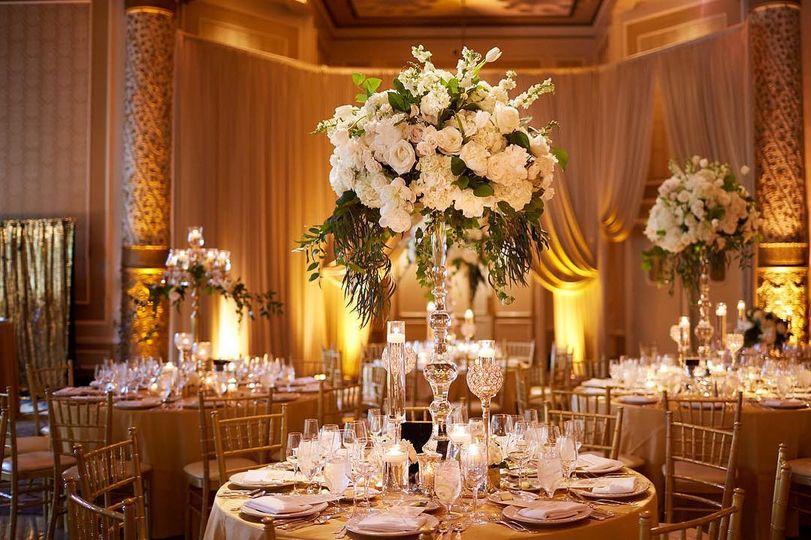 Wedding at The Drake