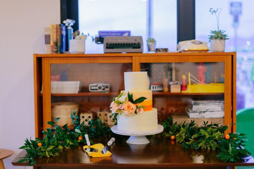 Cake Detailing