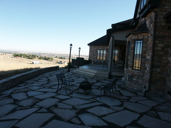Exterior view of the Z Mansion at the Ranch