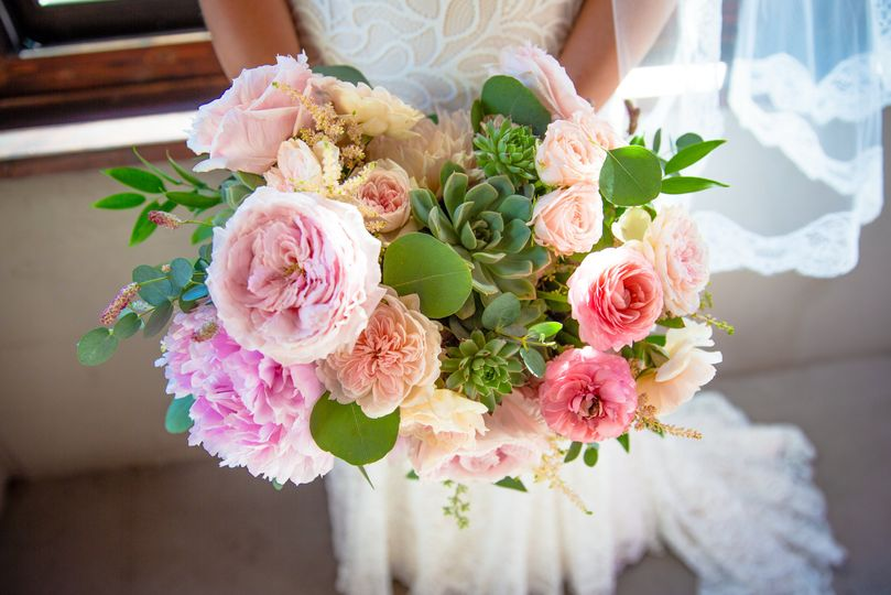 Bouquet Mount Woodson