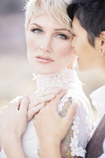 La Di Da Beauty | Photography by Anicia BeckwithHair and Makeup by La Di Da Beauty