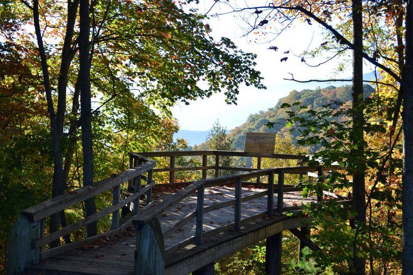Chestnut Ridge Overlook
