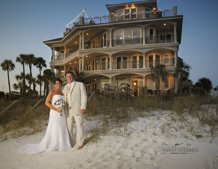 Destin Wedding Estates