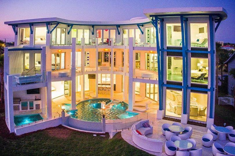 Destin Wedding Company homes
