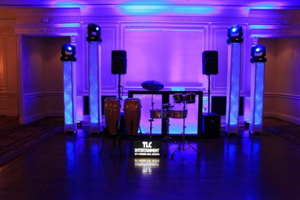 TLC Entertainment Sound & Lighting System