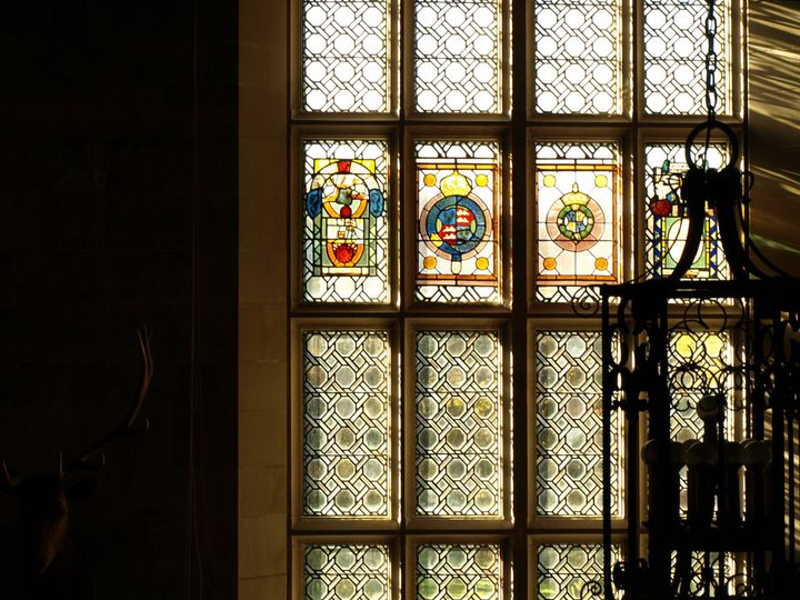 Tmx 1487022197692 Stained Glass Panels B 10 2014 Lsadowsky Des Moines, Iowa wedding venue