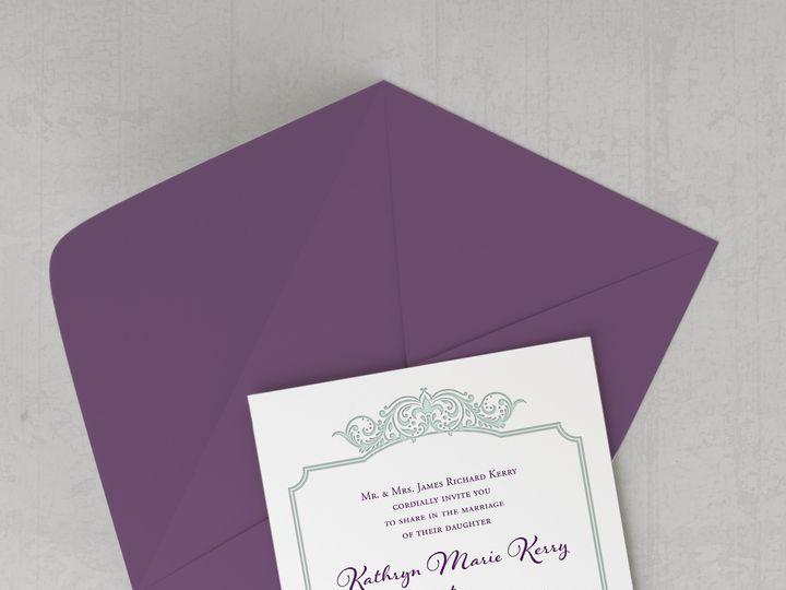 Tmx 1430232750528 Fairytalemock2 Bedford wedding invitation