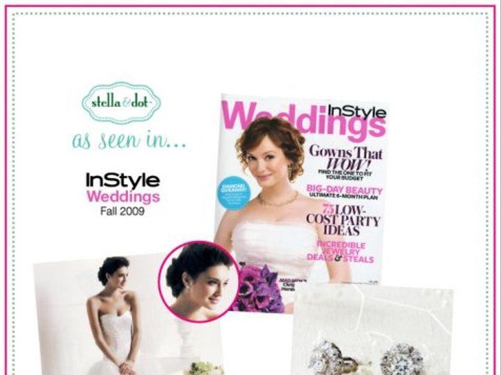 Tmx 1265853699056 2009FallInStyleWedd Coronado wedding jewelry