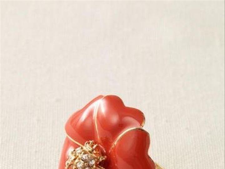 Tmx 1265853699603 BloomFlowerRingCoralGold Coronado wedding jewelry
