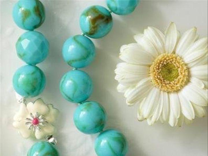 Tmx 1265853700025 BloomFlowerTurquoise Coronado wedding jewelry