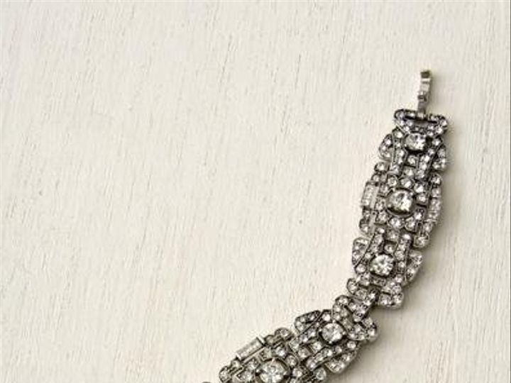 Tmx 1265853701868 Heirloompavebracelet Coronado wedding jewelry